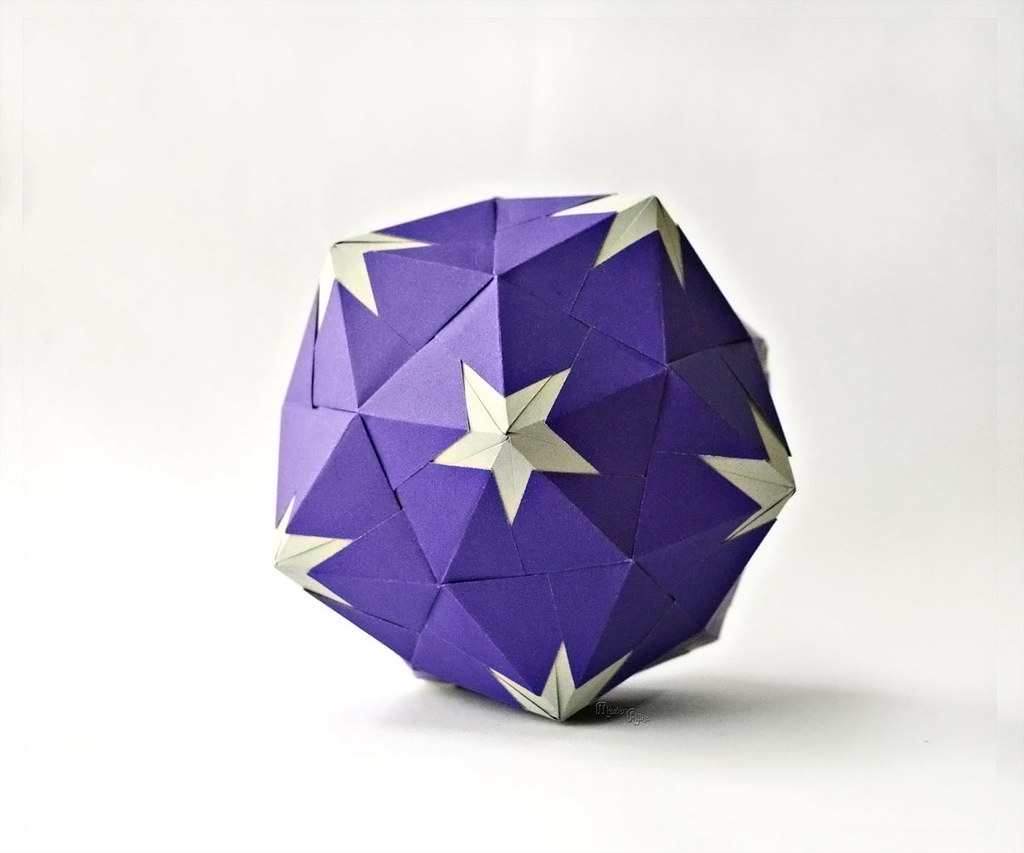 The Worlds Newest Photos Of Dodecahedron And Origami Flickr Hive Mind