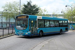 Arriva The Shires Ex-MK Metro Scania L94UB Wright 3623 YN06JXJ in Milton Keynes (Mark Bowerbank) Tags: metro wright milton keynes scania the arriva shires 3623 l94ub exmk yn06jxj