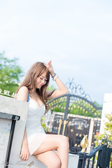 DSC_6668 (Robin Huang 35) Tags: girl nikon candy  d810