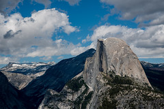 Half Dome, Yosemite NP (donberry37 (SF Bay Area)) Tags: nationalpark sierra yosemite halfdome glacierpoint