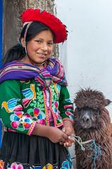 Quechua Girl with a Black Llama, Cuzco, Per (takasphoto.com) Tags: america americas americadelsur andean andeancities andes andesmountains cropsensor d5000 earth ethnicgroup gente highlands human humanbeing imperioincaico incaempire indigenous lens nikkor nikkor70300mmf4556gedifafsvrzoomlens nikon nikon70300mmf4556gedifafsvrnikkorzoomlens nikond5000 people persona peru peru piruw precolumbianamerica quechua quechuapeople quechuan quechuas regioncordillerana republicofperu republicadelperu southamerica southernhemisphere telephoto telephotolens transportation travel travelphotography trip vacation viagem viaje westernhemisphere world zoomlens indigena
