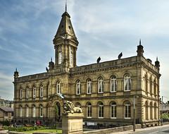 Victoria Hall, Saltaire. (david newbegin) Tags: bradford yorkshire mills saltaire victoriahall titussalt