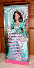 2002 The Princess and the Pea Barbie (1) (Paul BarbieTemptation) Tags: 2002 princess release barbie foreign pea