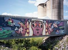 Prince Mongo Mural (Sean Davis) Tags: mural memphis wiseacre princemongo birdcap