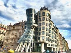 #prague #czechrepublic #amazing #edificiodanzante (MACARENA MONTENEGRO) Tags: amazing prague czechrepublic edificiodanzante