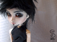 FA taeyang Nolan. (Nepenthe (Sutura Workshop) - NEW ACCOUNT!) Tags: sexy male leather rock metal dark hair beard eyes punk doll natural skin alt ooak flock makeup handsome lips chips full jacket rocker faux groove pullip custom heavy fc abs eyebrows lids custo alternative fa eyelids perilla metalhead mueca realistic flocking nepenthe sutura faceup taeyang suturaworkshop miokit