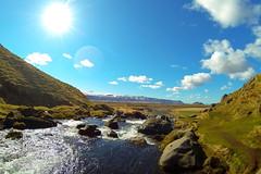 Iceland - Day 3 - Merkjrfoss (Ryno du Plessis) Tags: iceland merkjrfoss gluggafoss eyjafjallajkull