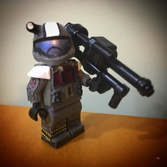 Minifig-a-Day #98: ODST Mickey (Timcan2904) Tags: 98