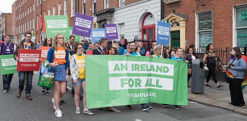 PRIDE PARADE AND FESTIVAL DUBLIN 2016  [AN IRELAND FOR ALL]-118203
