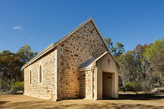 St. John in the wilderness (Macr1) Tags: dale 61403327236 1895 architecture australia building builtenvironment cameras church conditions d700 day default exteriors facade faade itemcondition lenses location markmcintosh nikon nikond700 old outdoor pcenikkor24mmf35ded sunny wa westernaustralia macr237gmailcom markmcintosh hdr