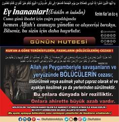 Cuma 9 08 (Oku Rabbinin Adiyla) Tags: book islam religion holy terror bible allah holybook oku ayet terr ayetler terrlanetliyoruz okurabbini