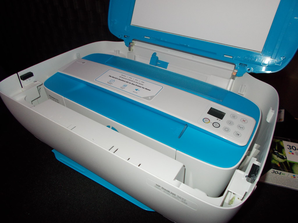 how to connect my hp deskjet 3520 to wifi