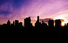New York City Skyline at Dusk (London Tom) Tags: nyc newyorkcity travel sunset sky sun newyork building nature silhouette skyline clouds buildings square landscape outdoors nikon scenery dusk horizon scenic squareformat bigapple naturephotography naturelovers landscapephotography skyporn nikond90 londontom iphoneography tmcox instagramapp uploaded:by=instagram riverislandphotography