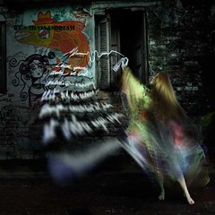 Written on the wind (Silvia Andreasi (Images Beyond Mirror)) Tags: light blur window photomanipulation dark hair words whimsy ruins doll wind surrealism surreal fabric fantasy forgotten squareformat ethereal imagination mystical bjd mystic whimsical dreamscape graffitiart fineartphotography artphotography conceptualphotography vilaitororo whimsicalphotography imagesbeyondmirror silviaandreasi