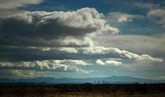 Clouds Over Vegas (Santi-Jose) Tags: city urban storm skyline lasvegas lasvegasskyline americancity usacity