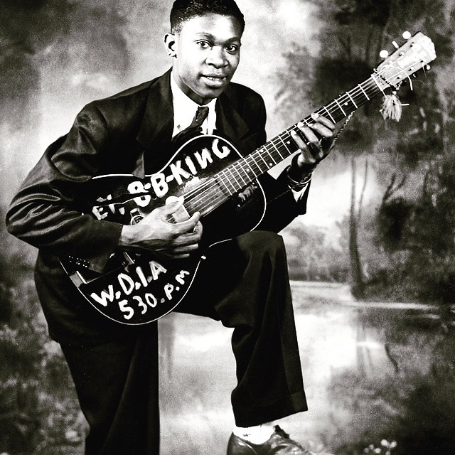 Rest In Power BB KING