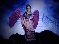 Principalities (ridureyu1) Tags: angel toy toys actionfigure heaven hellish demon devil angelic rulers celestial dictionnaireinfernal toyphotography principalities jfigure demonschronicle arsgoetia yanoman sonycybershotsonycybershotdscw690 goeticdemons hierarchyofangels