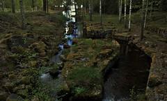 Stillhet vid Silfhytteå (lena.fredin) Tags: stillhet fotosöndag fs150524