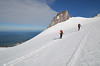 Going to the Top (photo61guy) Tags: snow oregon outdoors glacier climbing mthood mountaineering snowshoeing alpinism platinumheartaward outsideelements