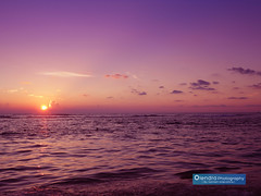 Sunset on the beach (Olendra Photography By Damien Wijerathne) Tags: world pictures new travel sunset sea sun beach nature water poster photography design photo yahoo flickr view post photos wildlife awesome images explore adobe naturephotography inexplore olendraphotography damienwijerathne