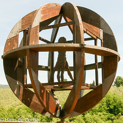 Vinci (I) (Hans de Cortie) Tags: italy toscana toscane vinci italie itali toscany vitruviusman
