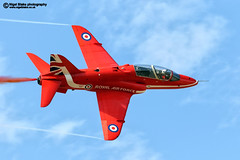 Royal Air Force aerobatic team, The Red Arrows at Duxford (Nigel Blake, 18.5 MILLION views! Many thanks!) Tags: red colour photography flying display hawk smoke flight duxford arrows blake bae coloured nigel raf 2015 veday royalairforce aerobaticteam t1a theredarrows