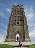 The Top of The Tor (jo92photos) Tags: abbey field landscape outdoor hill glastonbury somerset tor grassland nationaltrust abbot glastonburytor dissolution somersetlevels stmichaelstower isleofavalon richardwhiting giveusyourbestshot 522015week21 richardwhitingabbot