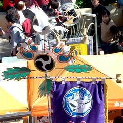 #2152 top of standard (Nemo's great uncle) Tags: people okinawa  festa folkdance kawasaki    haisai  kanagawaprefecture  haisaifesta  eis  usukaji