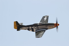 """North American P-51D """"Mustang"""" - """"Lady Alice"""" 45-11633 (2wiice) Tags: mustang p51 p51d planesoffame northamerican p51dmustang ladyalice northamericanp51dmustang northamericanp51d chinoairshow northamericanmustang 4511633 chinoairshow2015"""