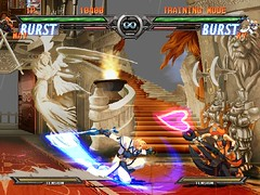 May vs Ky (2) (Khoa2812) Tags: game sol justice screenshot xx ky arc may gear rage system bridget johnny works slayer dizzy fighting jam kliff axl guilty reloaded zappa robo combo faust ino venom badguy reload testament potemkin chipp kiske millia baiken arcsystem zanuff