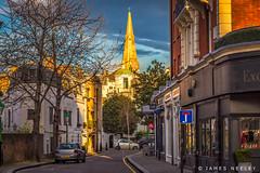 Light Flows (James Neeley) Tags: london southkensington jamesneeley
