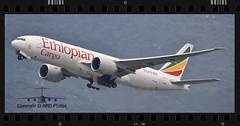 ET-ARK (EI-AMD Photos) Tags: airport photos aviation cargo hong kong lap boeing airlines 777 hkg kok chek freighter ethiopian vhhh eiamd etark