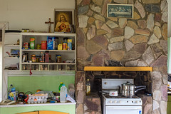 Spotswood (Westographer) Tags: chimney kitchen suburbia australia melbourne stove thelastsupper kitchencabinet spotswood westernsuburbs