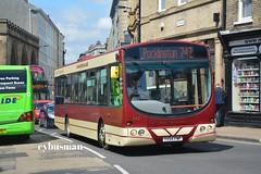 East Yorkshire 342, YX54FWP. (EYBusman) Tags: york city urban bus eclipse volvo coach yorkshire centre north east motor wright hull services fishergate b7rle eyms eybusman yx54fwp