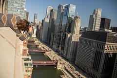 Terry (MikeyMcInnis) Tags: city urban chicago building big downtown chi exploration tshear15