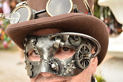 March 19, 2016 (osseous) Tags: hat festival costume fair medieval victor gary renaissance steampunk 2016march