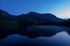 KAGAMI-IKE (twilight) (tsuruta yosuke) Tags: morning sky lake water twilight 長野 millor 鏡池 信州 戸隠山