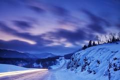 2015: 12 Months of the Same Image, take 4 February (John Andersen (JPAndersen images)) Tags: sunset kananaskis alberta elbowriver highway66