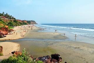 India - Kerala - Varkala - Beach - 67