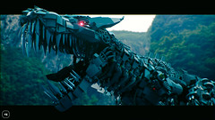 Lego Grimlock (Nicola Stocchi) Tags: monster prime robot lego dinosaur transformers optimus trex autobot dinobot grimlock