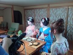 Tsurui ochaya (Kikyou chan) Tags: kyoto maiko tama gion okiya hanamachi kobu mamekiku mamefuji karyuukai