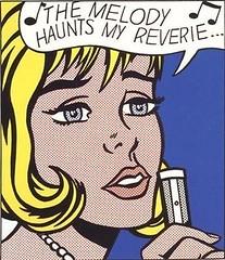 """ Reverie "" 1965 by Roy Liechtenstein / Pop Art (lalek72.popart) Tags: art popart reverie royliechtenstein popartculture"