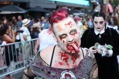 Comic Con 2016 San Diego (teabone29) Tags: scary creepy walkingdead comic con 2016 san diego zombie comicon gaslamp cali sd canon monsters haloween