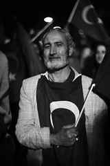 Celebration (drclerk) Tags: street leica portrait people bw blackwhite noir elderly photooftheday