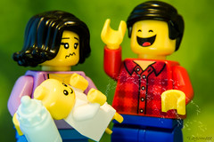 First Pee (legomeee) Tags: lego marco peeing legofun legobaby legominifigures legolife legophotography legophoto legofunny legominfigs firstpee
