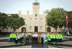 Cerimônia de encerramento do CISM Club (Força Aérea Brasileira - Página Oficial) Tags: cism fab cerimonia cmtaer forcaaereabrasileira brazilianairforce fotojohnsonbarros tbrossato