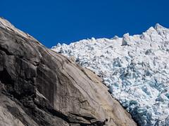 Briksdalsbreen (jthoeny) Tags: sognogfjordane norwegen no gletscher