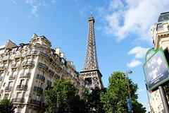 Eiffel Tower (Rad_TV) Tags: france paris eiffeltower latoureiffel