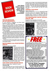 Leicester City vs Southampton - 1982 - Page 14 (The Sky Strikers) Tags: leicester city southampton fa cup road to wembley filbert street official matchday magazine 35p