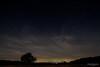 Glowing horizon (Zaphod Beeblebrox 1970) Tags: bochum deutschland ennepetal essen germany herne langzeit langzeitbelichtung nrw ruhr ruhrgebiet voerde light longexposure night pollution sky stars